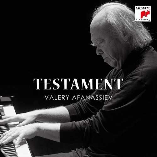 Valery Afanassiev - Testament (SACD)