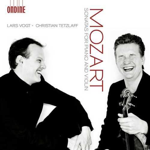 Vogt, Tetzlaff: Mozart - Sonatas for Piano and Violin (24/48 FLAC)