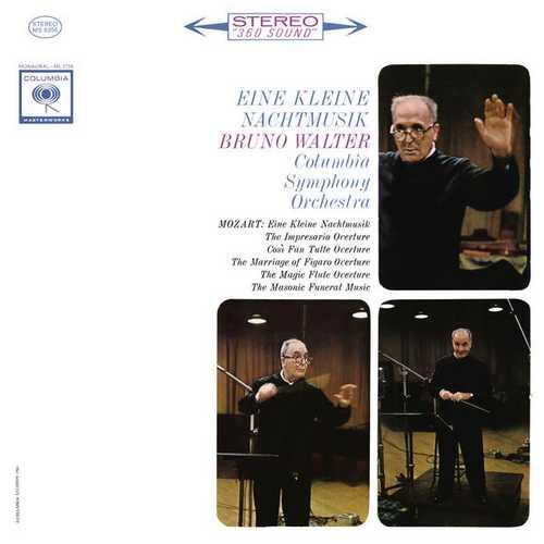 Walter: Mozart - Eine Kleine Hachtmusik. Remastered (24/96 FLAC)