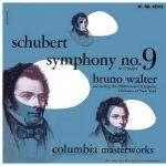 "Walter: Schubert - Symphony no.9 ""The Great"", Brahms - Schicksalslied. Remastered (24/96 FLAC)"