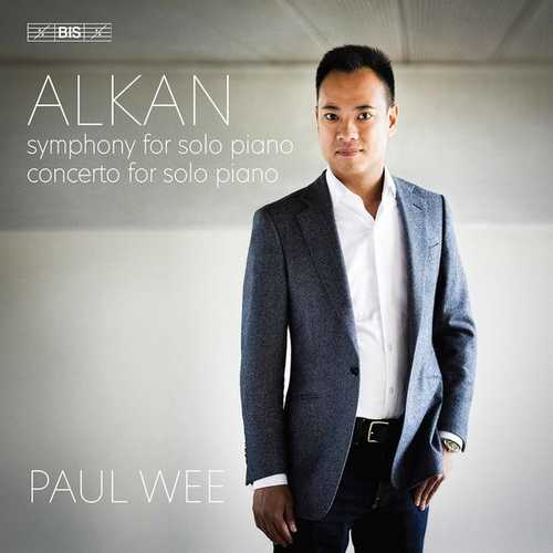 Paul Wee: Alkan - Symphony and Concerto for Solo Piano (24/192 FLAC)