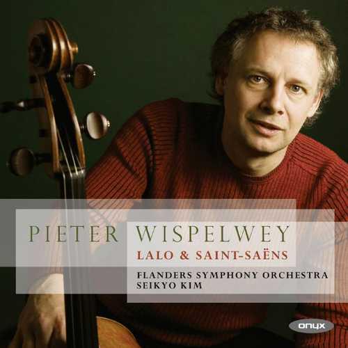 Wispelwey, Kim: Berlioz, Lalo & Saint-Saens - Cello Concertos (24/88 FLAC)