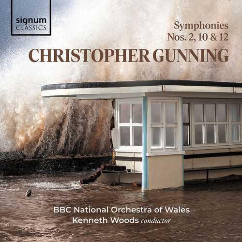 Woods: Gunning - Symphonies 2, 10 & 12 (FLAC)