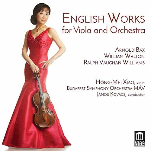 Xiao, Kovács: English Works for Viola and Orchestra (24/48 FLAC)