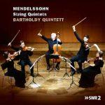 Bartholdy Quintett: Mendelssohn - String Quintets (24/48 FLAC)