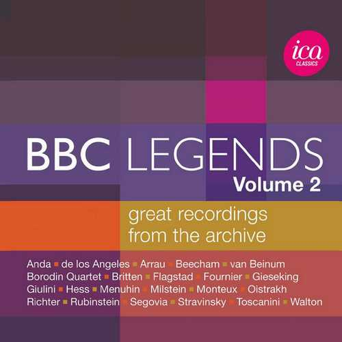 BBC Legends: Great Recordings from the Archive vol.2 (FLAC)