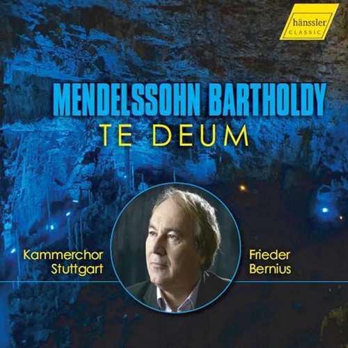 Bernius: Mendelssohn - Te Deum (24/44 FLAC)