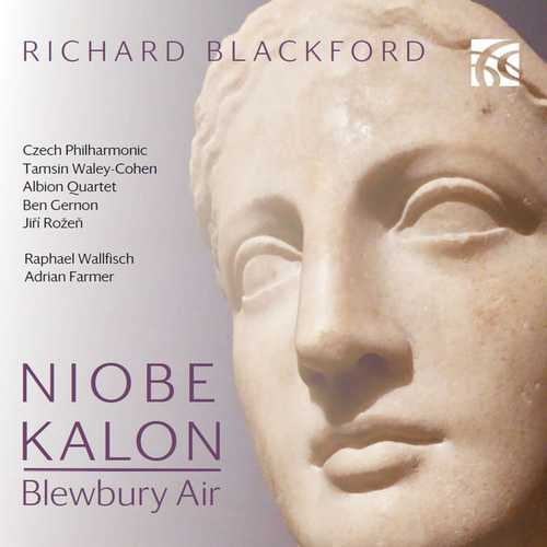 Blackford: Niobe, Kalon, Blewbury Air (FLAC)