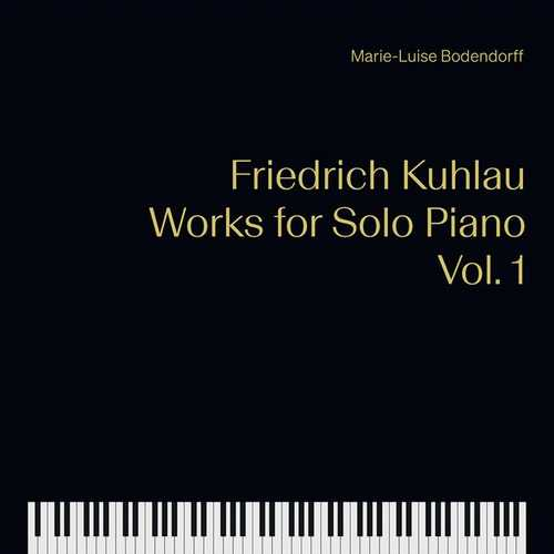 Bodendorff: Kuhlau - Works for Solo Piano vol.1 (FLAC)