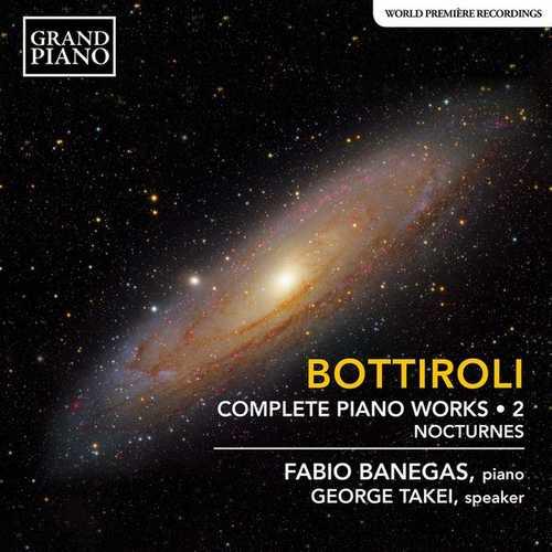 Banegas: Bottiroli - Complete Piano Works vol.2. Nocturnes (FLAC)