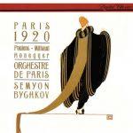 Bychkov: Poulenc, Milhaud, Honegger - Paris 1920 (FLAC)
