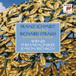 Bychkov: Schmidt - Symphony no.2, Strauss - Dreaming by the Fireside (FLAC)
