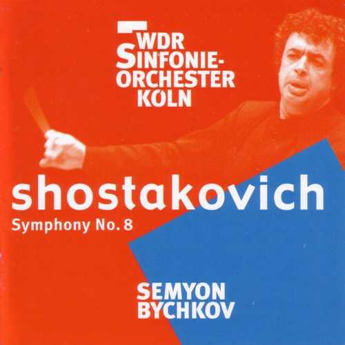 Bychkov: Shostakovich - Symphony no.8 (FLAC)