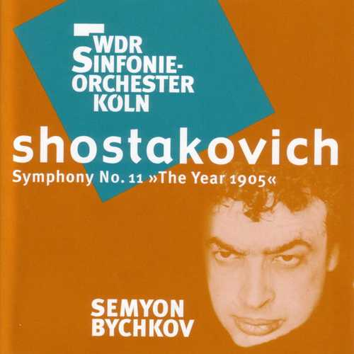 "Bychkov: Shostakovich - Symphony no.11 ""The Year 1905"" (FLAC)"