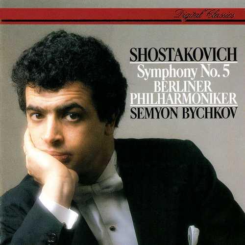 Bychkov: Shostakovich - Symphony no.5 (FLAC)