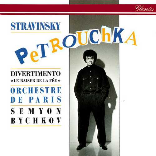 Bychkov: Stravinsky - Petrouchka, Divertimento from Le Baiser de la fée (FLAC)