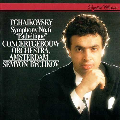 Bychkov: Tchaikovsky - Symphony no.6 (FLAC)