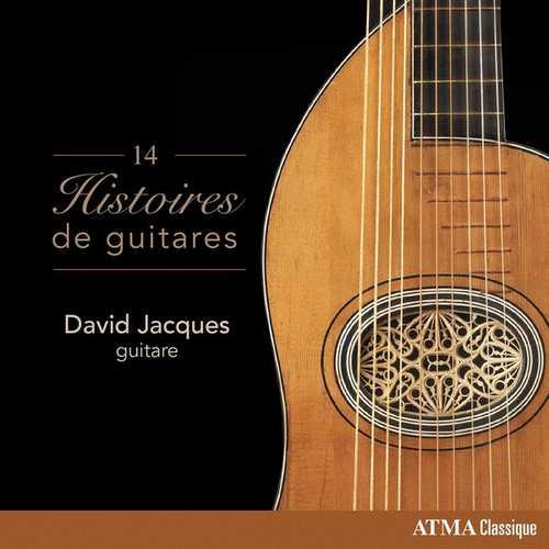 David Jacques: 14 Histoires de Guitares (24/96 FLAC)