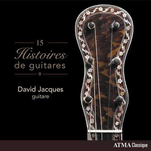 David Jacques: 15 Histoires de Guitares (24/96 FLAC)