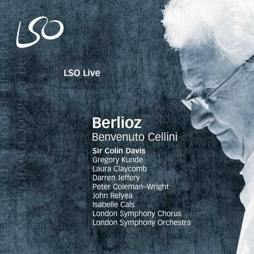 Davis: Berlioz - Benvenuto Cellini FLAC)