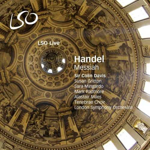 Davis: Handel - Messiah (24/44 FLAC)