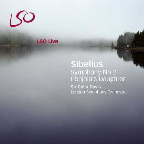 Davis: Sibelius - Pohjola's Daughter, Symphony no.2 (24/96 FLAC)