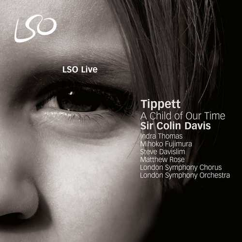 Davis: Tippett - A Child of Our Time (24/96 FLAC)
