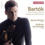 Ehnes, Armstrong: Bartók - Works for Violin and Piano. Sonatas and Fols Dances vol.2 (24/96 FLAC)