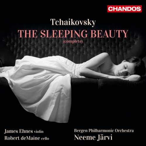 Ehnes, deMaine, Järvi: Tchaikovsky - The Sleeping Beauty (24/96 FLAC)