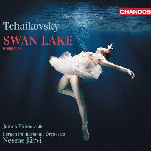 Ehnes, Järvi: Tchaikovsky - Swan Lake (24/96 FLAC)