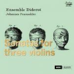 Ensemble Diderot: Sonatas for Three Violins (24/48 FLAC)