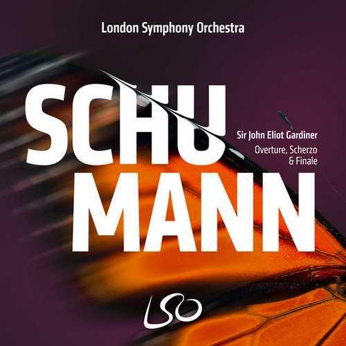 Gardiner: Schumann - Overture, Scherzo & Finale (24/96 FLAC)