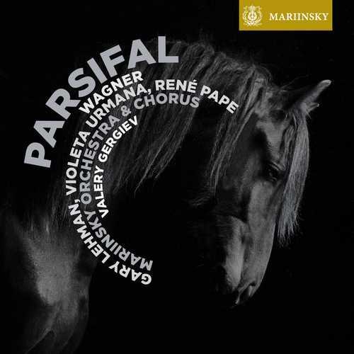 Gergiev: Wagner - Parsifal (24/96 FLAC)