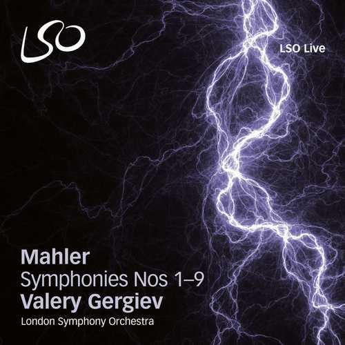 Gergiev: Mahler - Symphonies no.1-9 (24/96 FLAC)