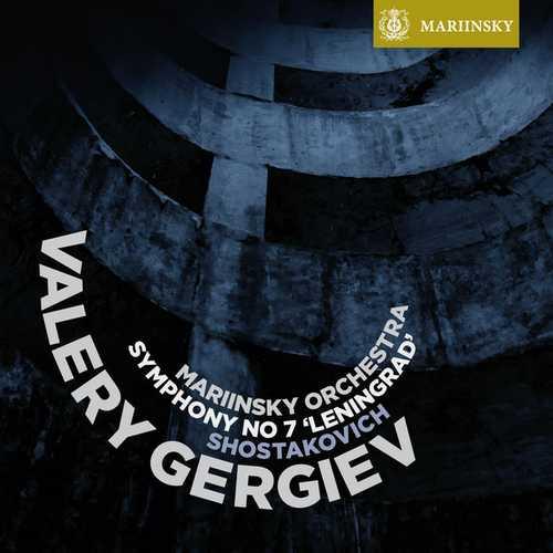 "Gergiev: Shostakovich - Symphony no.7 ""Leningrad"" (24/96 FLAC)"