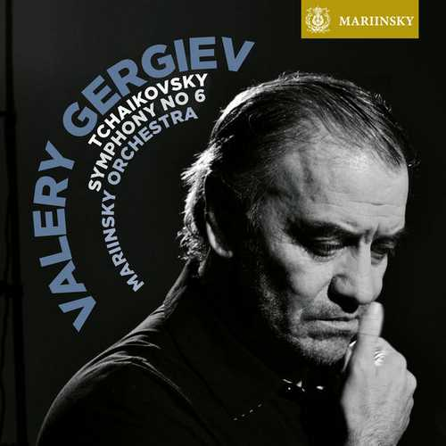 Gergiev: Tchaikovsky - Symphony no.6 (FLAC)