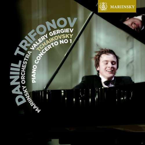 Gergiev: Tchaikovsky - Piano Concerto no.1 (24/96 FLAC)