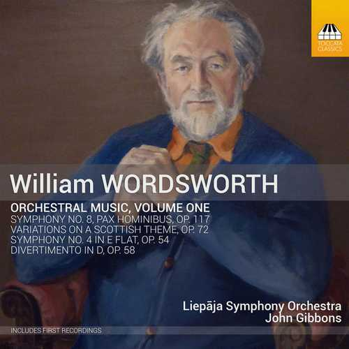 Gibbons: Wordsworth Orchestral Music vol.1 (24/96 FLAC)