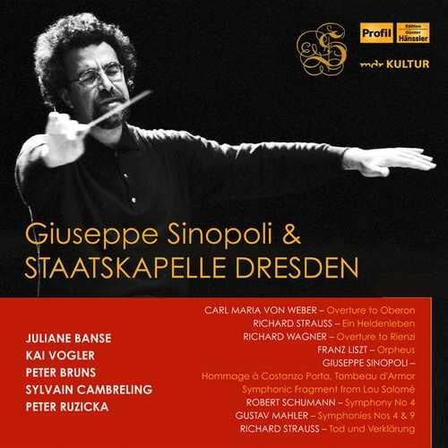 Giuseppe Sinopoli & Staatskapelle Dresden (FLAC)