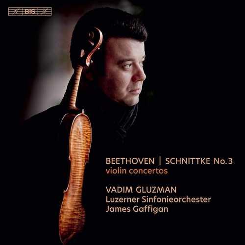 Gluzman: Beethoven, Schnittke - Violin Concertos (24/96 FLAC)