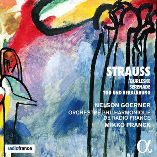 Goerner, Frank: Strauss - Burleske, Serenade, Tod und Verklärung (24/48 FLAC)