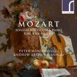 Hanson, Arthur: Mozart - Sonatas for Violin & Piano K.301, K.304, K.305 & K.454 (24/96 FLAC)