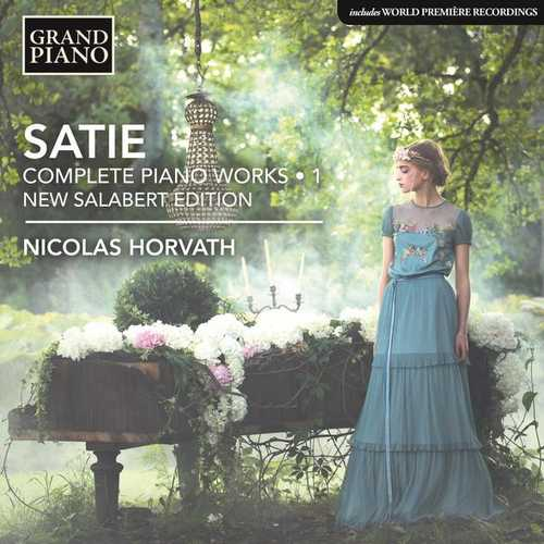 Horvath: Satie - Complete Piano Works vol.1 (24/44 FLAC)
