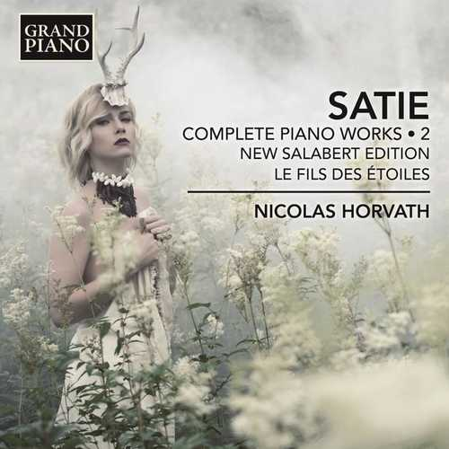 Horvath: Satie - Complete Piano Works vol.2 (24/44 FLAC)