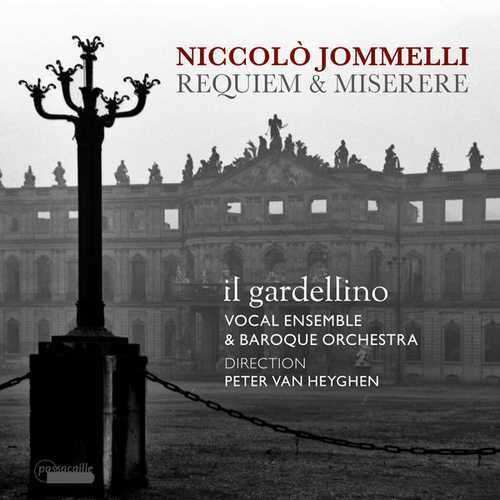 Niccolò Jommelli: Requiem & Miserere (24/176 FLAC)