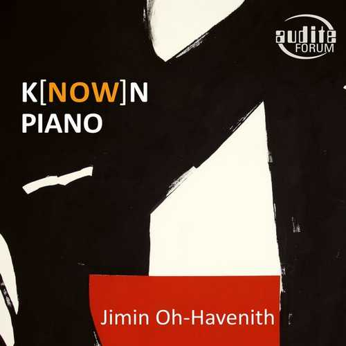 Jimin Oh-Havenith - K(NOW)n Piano (24/96 FLAC)