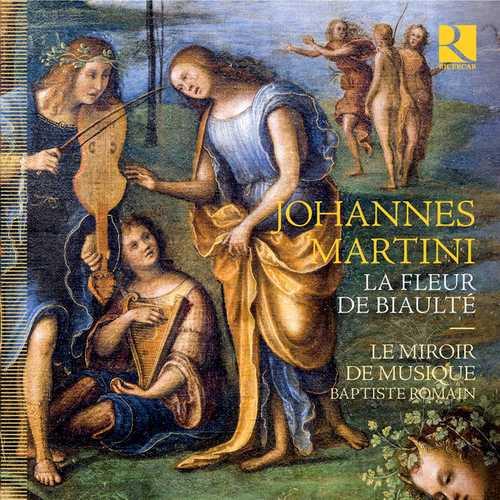 Johannes Martini - La Fleur de biaulté (24/96 FLAC)