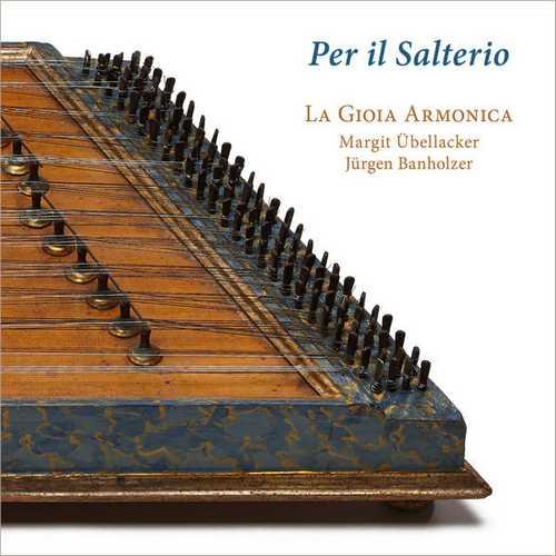 La Gioia Armonica: Per il Salterio (24/96 FLAC)