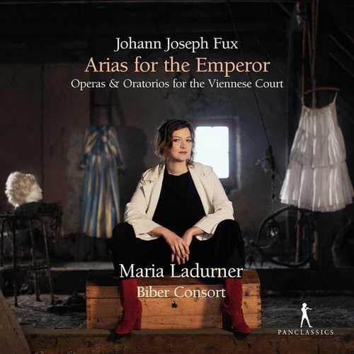 Maria Ladurner, Biber Consort: Fux - Arias for the Emperor (24/96 FLAC)