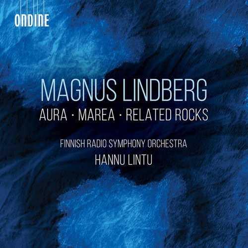 Lintu: Lindberg - Aura, Marea, Related Rocks (24/48 FLAC)